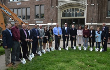 Rossford High School Groundbreaking
