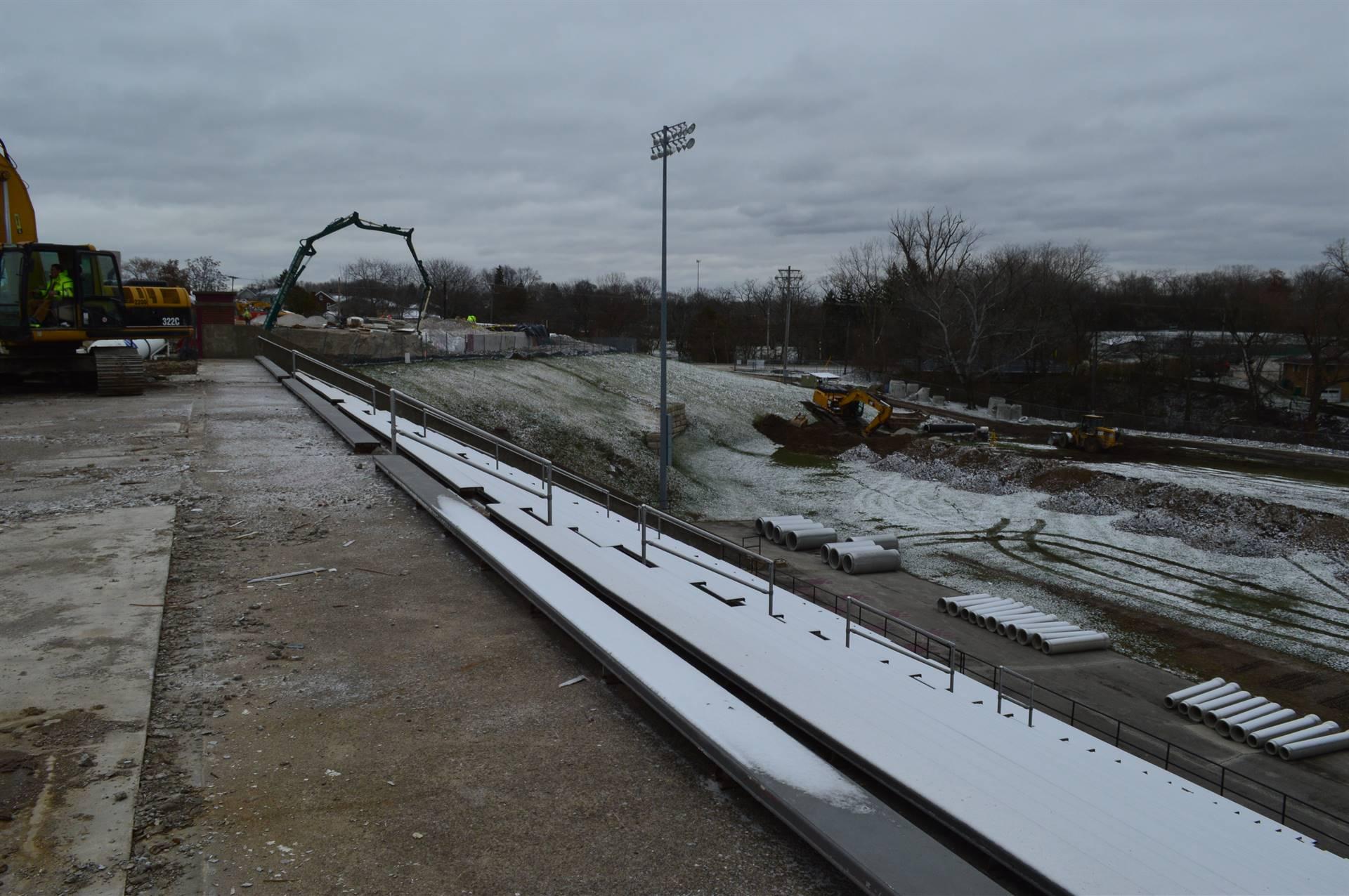 Football Field Renovations