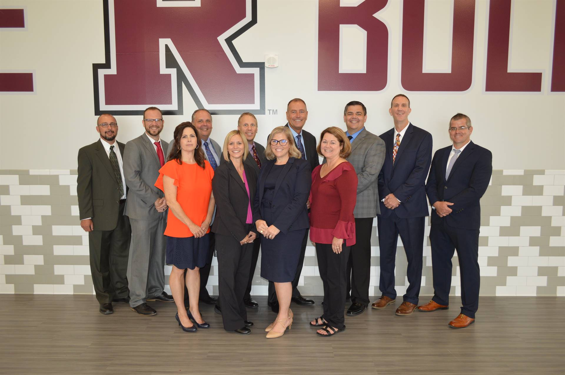 Rossford Schools Administrative Team