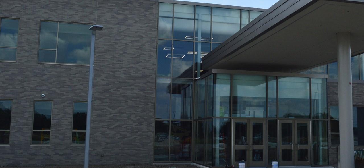 Rossford Elementary School Entrance