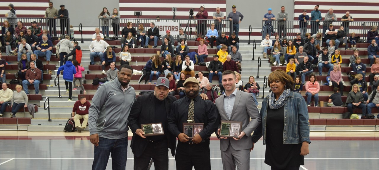 2019 Rossford High School Hall of Fame Class.