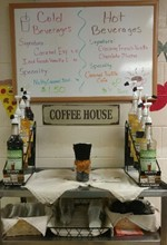 High School Coffee Bar